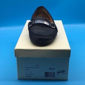 Coach Leatherware Felisha Leather black SZ9 Shoes